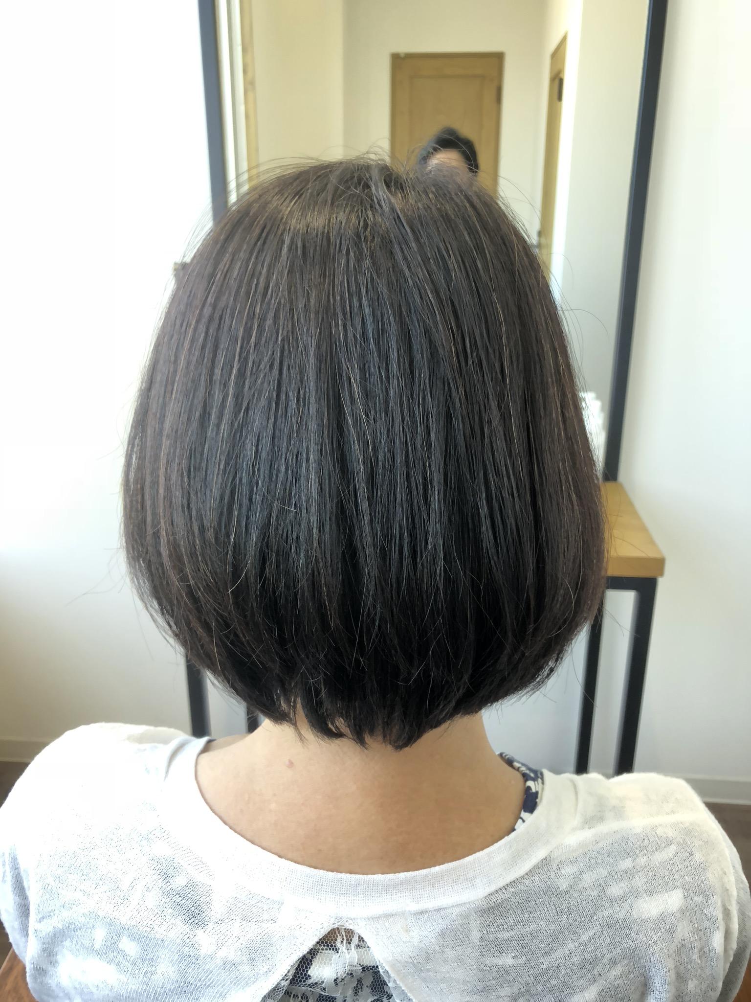 oggiotto(オッジィオット)スペシャルトリートメントと縮毛矯正をすると時間が経っても綺麗な髪を保てます! |別府市 縮毛矯正が得意な美容室Rangali(ランガリ)